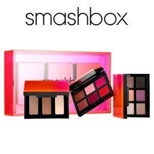 NIB Smashbox Light It Up Mini Palette Trio